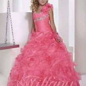 Tiffany girls dress